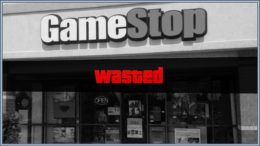 gamestop - wasted